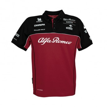 Alfa Romeo Racing pólóing Red F1 Team 2020