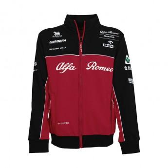 Alfa Romeo Racing férfi pulóver Red F1 Team 2020