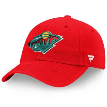 Minnesota Wild gyerek baseball sapka Core Fundamental Adjustable Hat