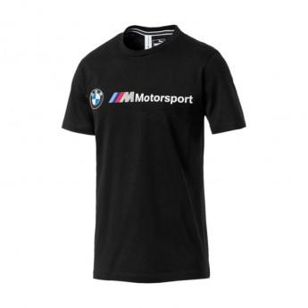 BMW Motorsport férfi póló Logo Team 2020