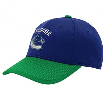 Vancouver Canucks gyerek baseball sapka 2019 NHL Draft - Authentic Flex Hat