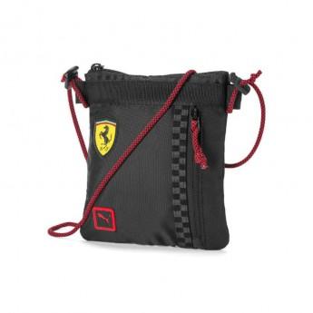 Ferrari válltáska Small black F1 Team 2020