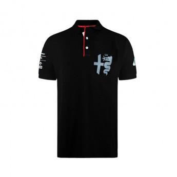 Alfa Romeo Racing pólóing Silver Tribute black F1 Team 2020