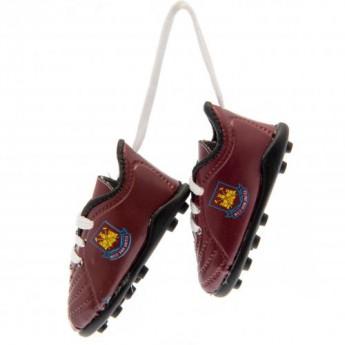 West Ham United mini cipő az autóba Mini Football Boots