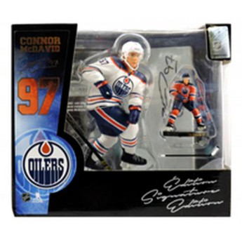 Edmonton Oilers bábu Connor McDavid #97 Set Box Exclusive