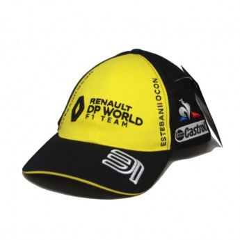 Renault F1 baseball sapka Ocon black F1 Team 2020