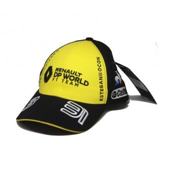 Renault F1 baseball sapka Double Pilote black F1 Team 2020