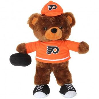Philadelphia Flyers plüss mackó Locker Room Buddy Dress Me