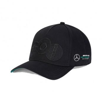 Mercedes AMG Petronas baseball sapka badge black F1 Team 2020