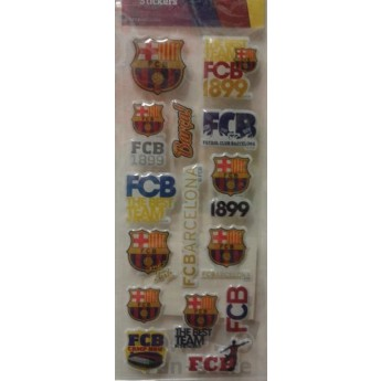 FC Barcelona matricák
