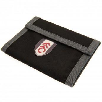 Fulham pénztárca Nylon Wallet black