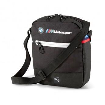 BMW Motorsport válltáska M Portable Bag Black Team 2020