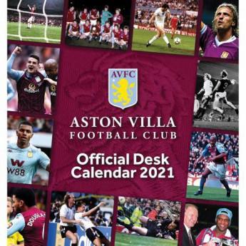 Aston Villa asztali naptár 2021