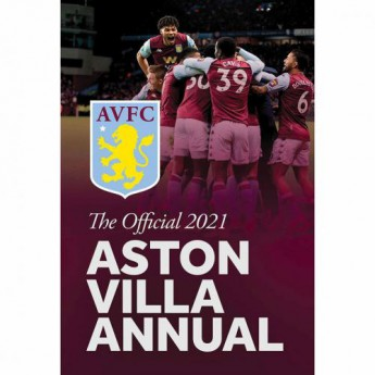 Aston Villa könyv 2021