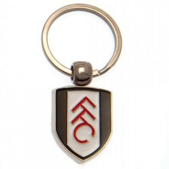 Fulham kulcstartó Keyring logo