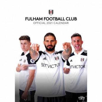 Fulham naptár 2021