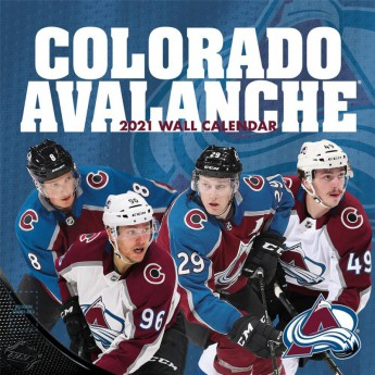Colorado Avalanche naptár 2021
