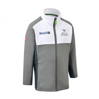 Bentley gyerek kabát Softshell Team 2020