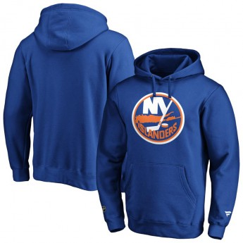 New York Islanders férfi kapucnis pulóver Iconic Primary Colour Logo Graphic