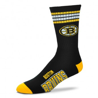 Boston Bruins gyerek zokni 4 Stripes Crew