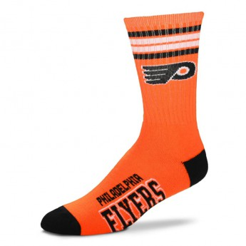Philadelphia Flyers gyerek zokni 4 Stripes Crew