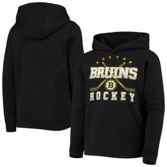 Boston Bruins gyerek kapucnis pulóver Digital Fleece Pullover Hoodie