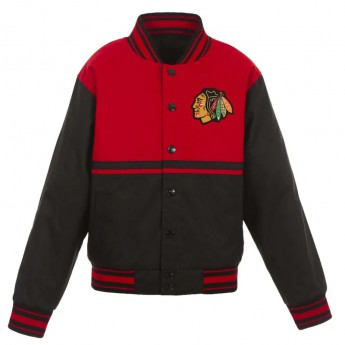 Chicago Blackhawks gyerek kabát Design Jacket