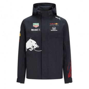 Red Bull Racing férfi kapucnis kabát Teamwear Rain F1 Team 2021
