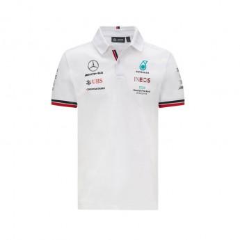 Mercedes AMG Petronas pólóing White F1 Team 2021