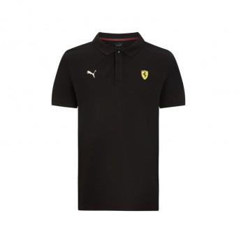 Ferrari pólóing Classic PUMA Black F1 Team 2021