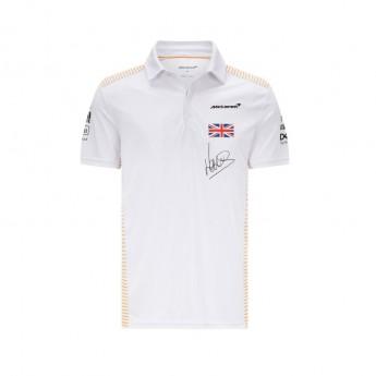 Mclaren Honda pólóing Norris White F1 Team 2021