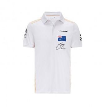 Mclaren Honda pólóing Ricciardo White F1 Team 2021