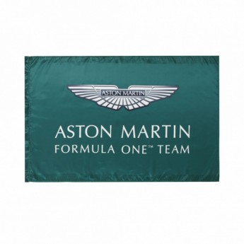 Aston Martin zászló green F1 Team 2021