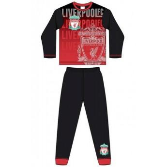 FC Liverpool gyerek pizsama subli crest