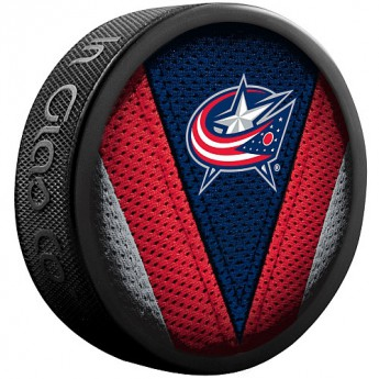 Columbus Blue Jackets korong Stitch