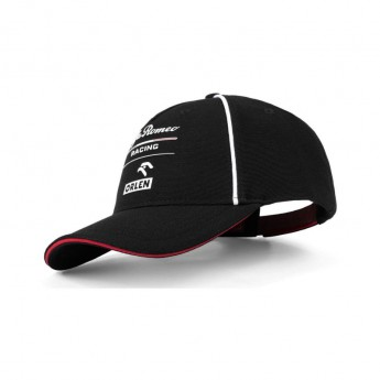 Alfa Romeo Racing baseball sapka Orlen black F1 Team 2021