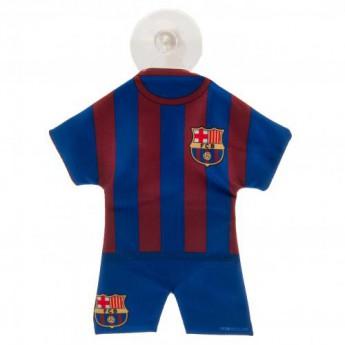 FC Barcelona mini dressz az autóba Mini Kit