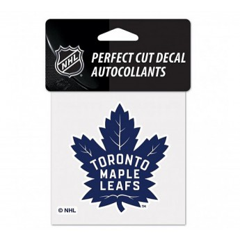 Toronto Maple Leafs matrica Color decal