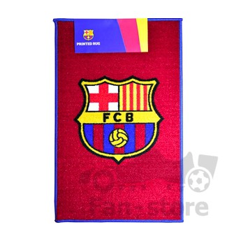 FC Barcelona lábtörlő rug logo