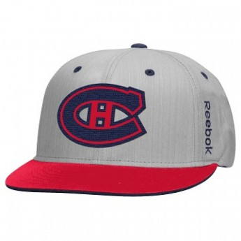 Montreal Canadiens Center Ice Snapback Siltes sapka