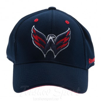 Washington Capitals Structured Flex 2015 Siltes sapka