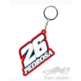 Daniel Pedrosa número 26 kulcstartó