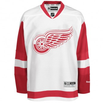 Detroit Red Wings Mez Premier Jersey Away