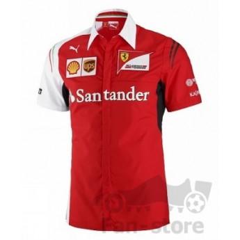 Puma Ferrari férfi ing rosso squadra
