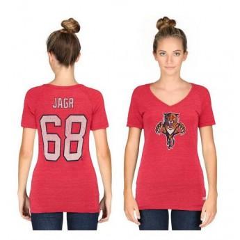Florida Panthers női póló Jaromír Jágr #68 CCM