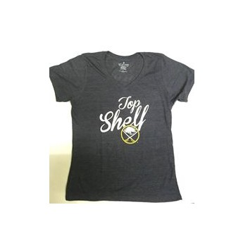 Buffalo Sabres Női póló Shelf Tri-Blend