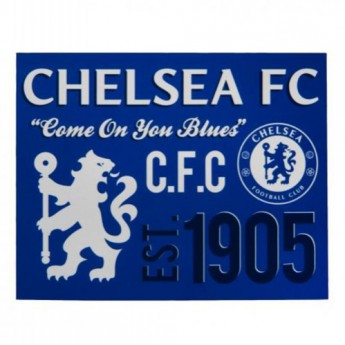 FC Chelsea Fleece takaró 1905