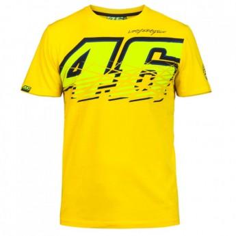 Valentino Rossi VR46 férfi sárga póló