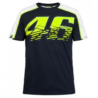Valentino Rossi 46 férfi fekete póló