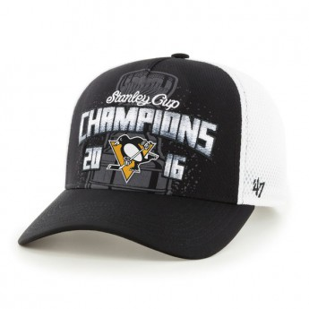 Pittsburgh Penguins Siltes sapka 2016 Stanley Cup Champions Locker Room